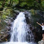 wisata air terjun sibohe