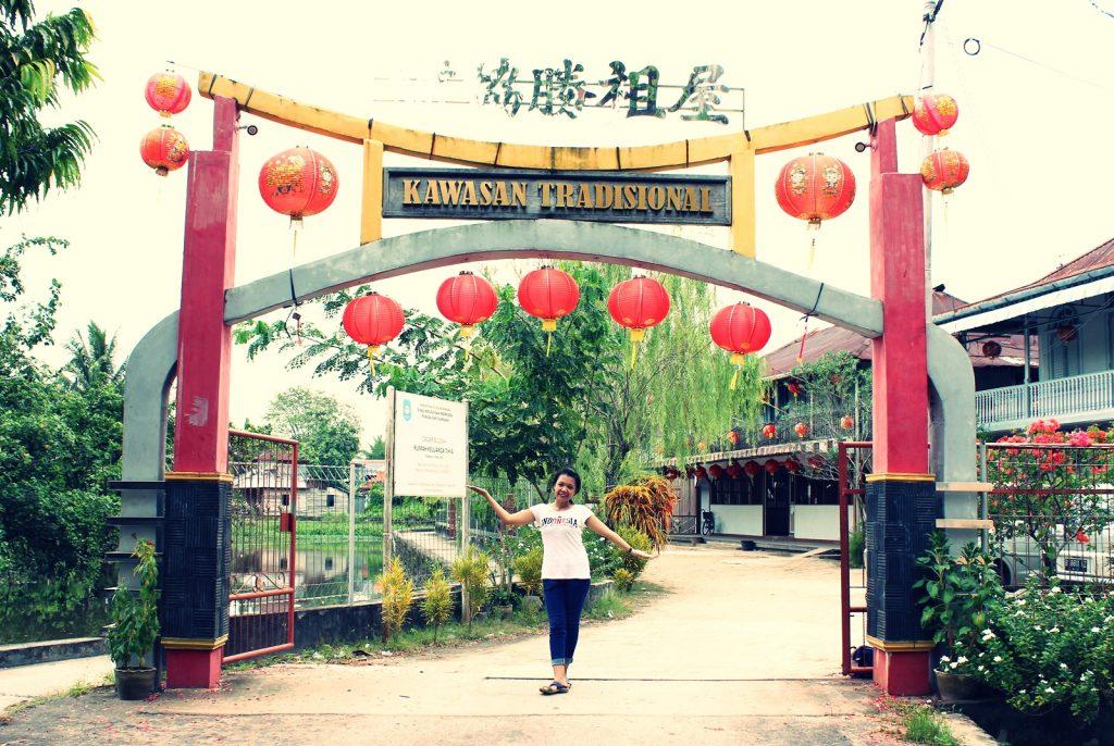 wisata budaya kawasan tradisional singkawang