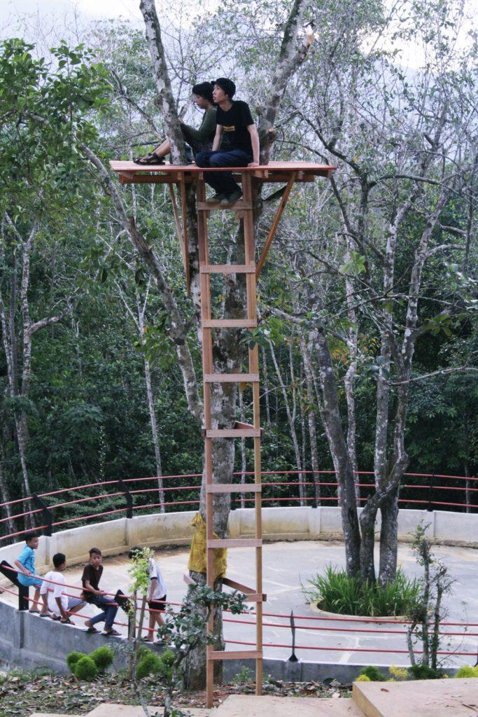 Wisata Rumah Pohon Singkawang