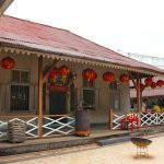 wisata cagar budaya rumah keluarga tjhia