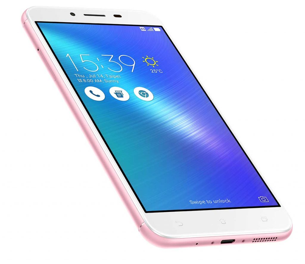 #GaAdaMatinya  ZenFone 3 Max ZC553KL warna Pink