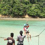 Taman Tunku Abdul Rahman dan Pesona Island Hopping di Sabah